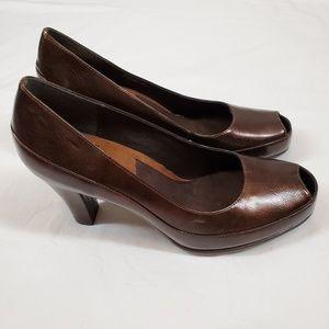 Shoes - A2 by Aerosoles Peeptoe Heels Size 8M